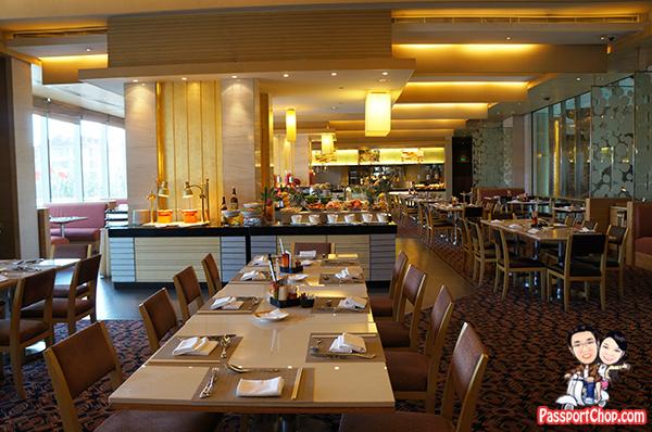 Xin Cafe Shangri-La Baotou Restaurant