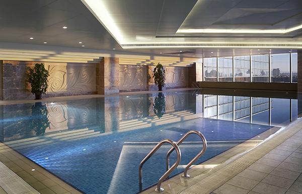 swimming pool Baotou Shangri-La