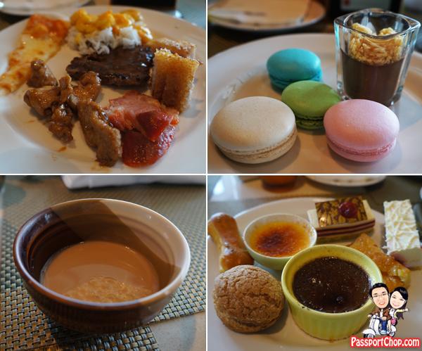Huhhot Shangri-la Hotel China Inner Mongolia xin cafe food dessert buffet