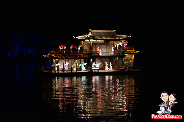 Impression West Lake Performance Hangzhou