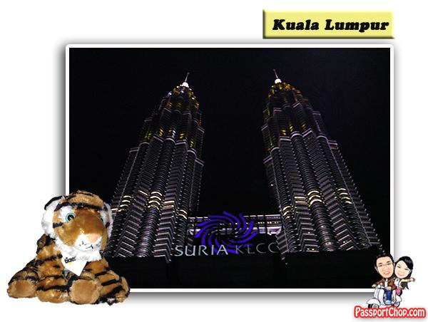 Kuala Lumpur Tiger Air Standard Chartered Credit Card