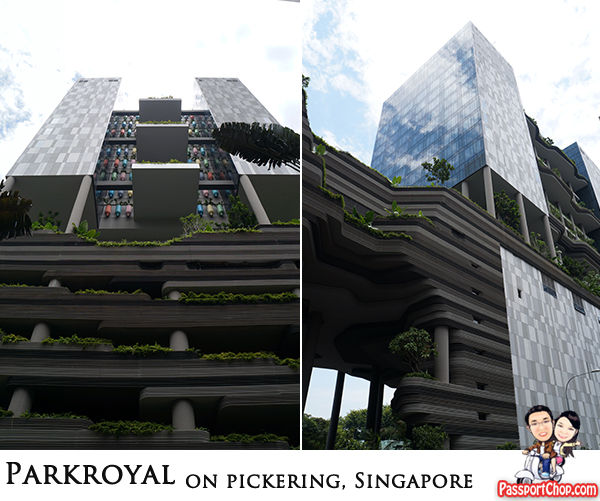 PARKROYAL on Pickering Hotel Chinatown Location