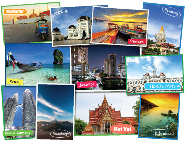 Tiger Air Destinations Standard Chartered Free One Way Air Ticket