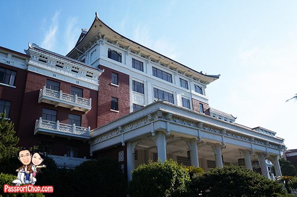 shangri-la hangzhou West Wing
