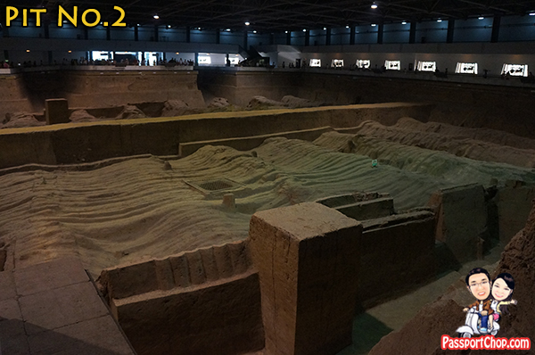 Pit 2 Terracotta Army Museum