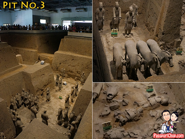 Pit 3 Terracotta Army Museum
