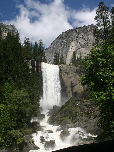 Vernal-Falls-Yosemite