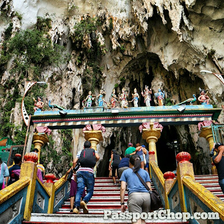 Batu-Caves-Steps-Hindu-Temple