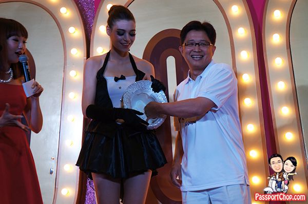 Peh Hock Peng Changi Millionaire Top Hat Draw Star Did Not Win Changi Millionaire Finalist