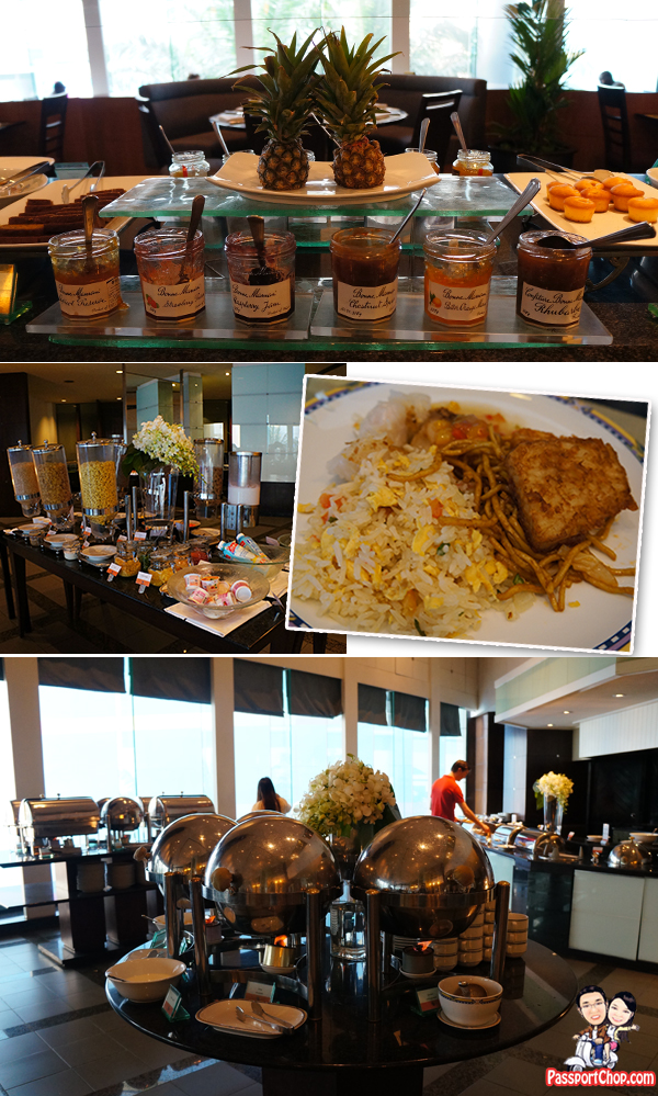 Amari-Watergate-Breakfast-Buffet