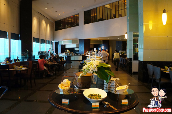 Amari-Watergate-Buffet-Breakfast-Spread-Restaurant
