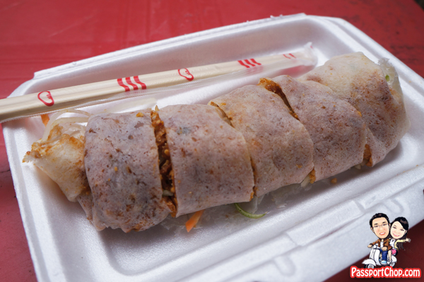 Top 5 Stalls to Eat at Imbi Market  SisterS Crispy Popiah Ah
