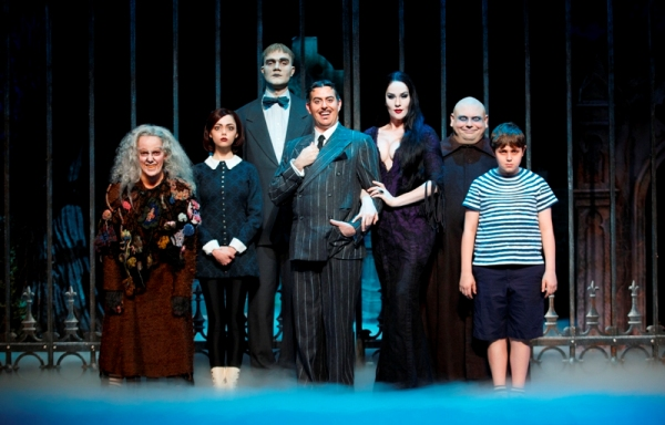 Singapore The Addams Family Musical Resorts World Sentosa Festive Theatre
