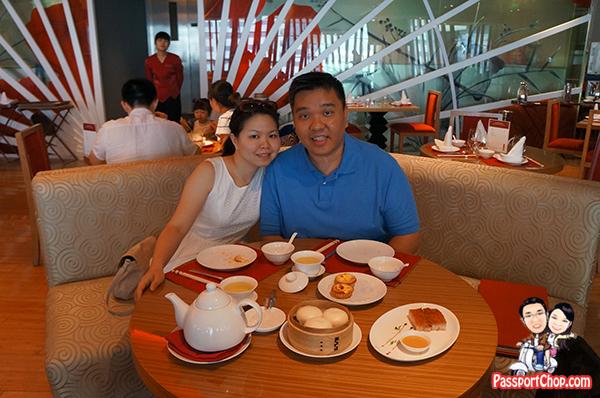 Red Chamber China World Summit Wing Shangri-La Satisfied Customer