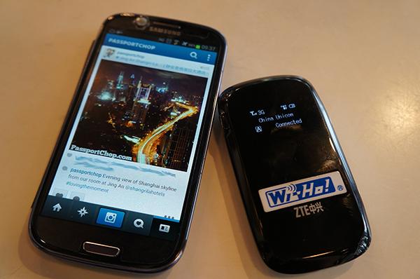 TelecomSquare Mobile Wifi
