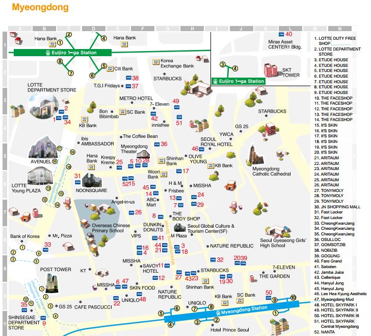 myeongdong-seoul-shopping-map-skincare