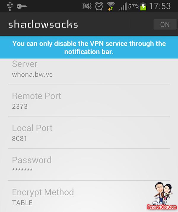 Breakwall-VPN-Shadowsocks