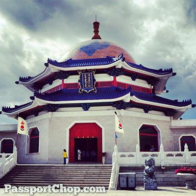 Genghis-Khan-Mausoleum