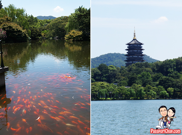 Hangzhou Ten Scenic Spots West Lake