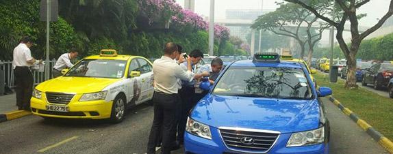 NTA Taxi Driver Haxe Mask