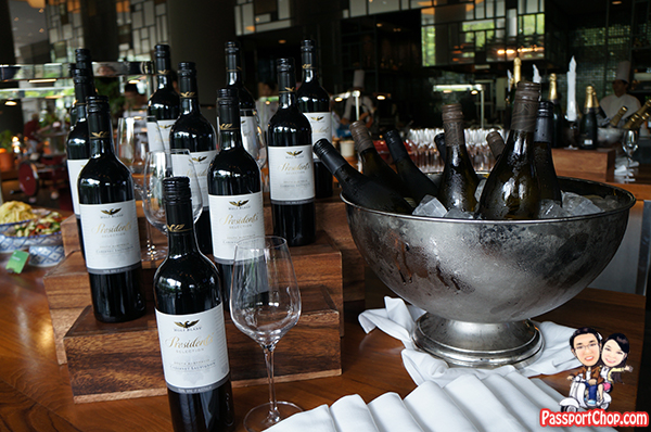 PARKROYAL on Pickering Hotel Lime Restaurant Wine Free Flow Buffet Brunch