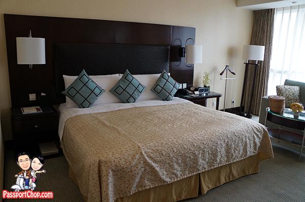 Shangri-La Xian Bedroom