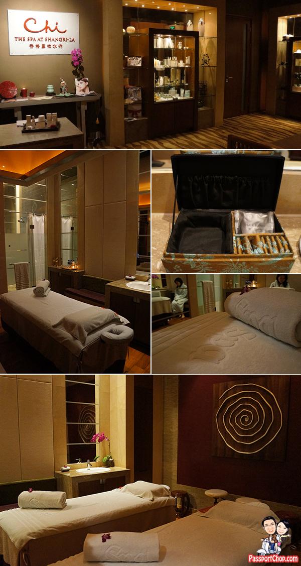 Shangri-La Xian CHI The Spa