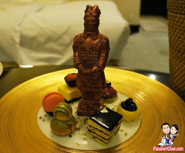 Terracotta Army Bing Ma Yong Chocolate Xian