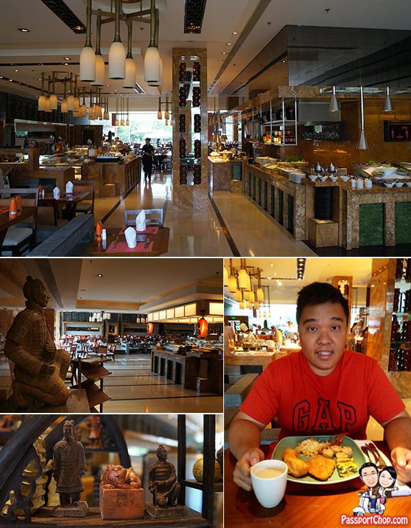 Yi Cafe Breakfast Buffet