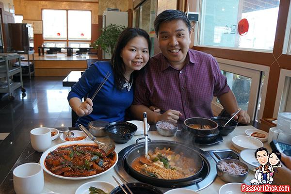 review-seongsan-ilchulbong-restaurant