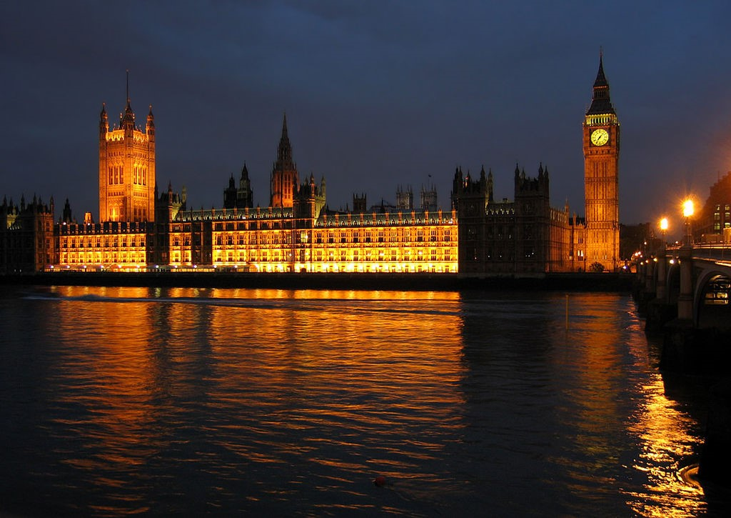 westminister-evening-view