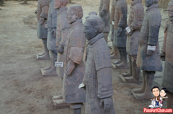 Individualised Terracotta Army