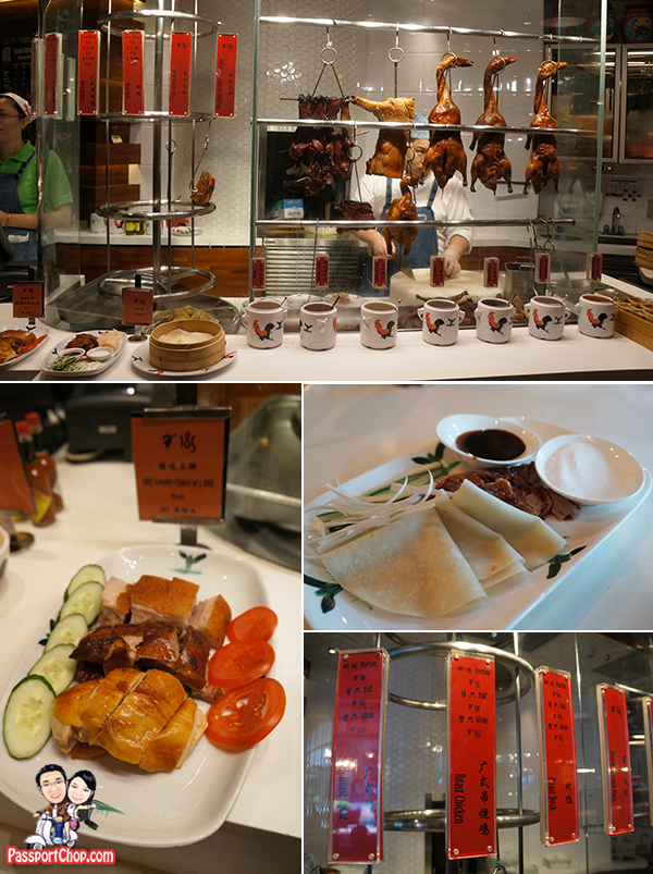 Kerry Pudong Buffet The Cook Peking Duck