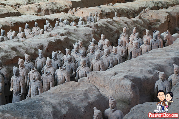 Pit 1 Terracotta Warriors