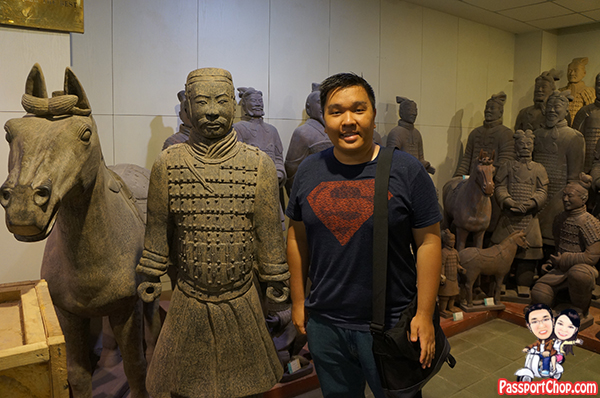 Terracotta Army Replica