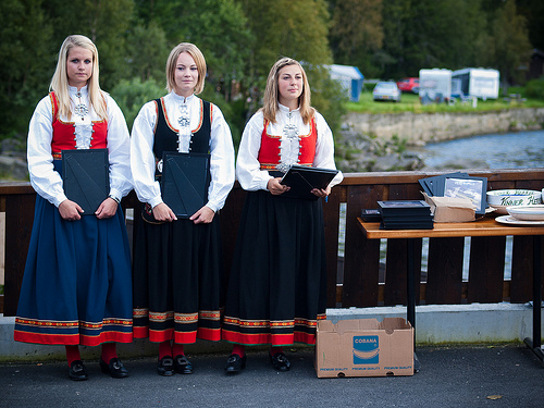 Norway Traditional Costume