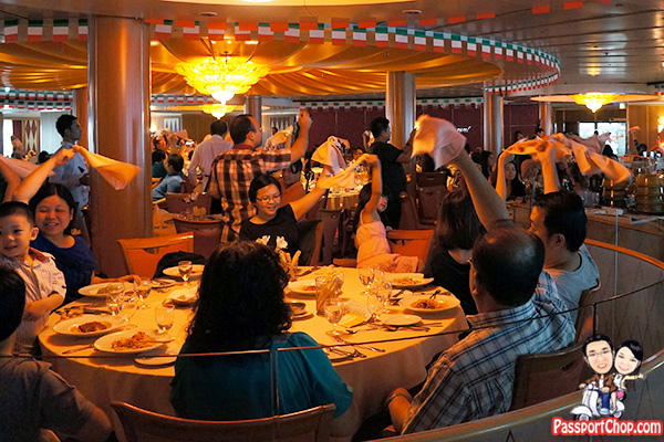 guests-cruise-celebration-participating-costa