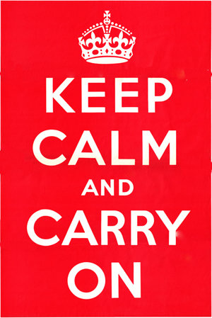 keep calm and carry on poster british world war 2 little india riots