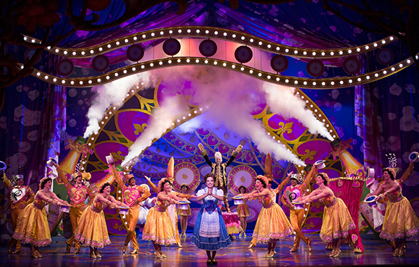 beauty and the beast be our guest dance song singapore mbs