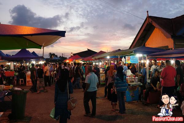 dungun-night-market-tanjong-jara-resort
