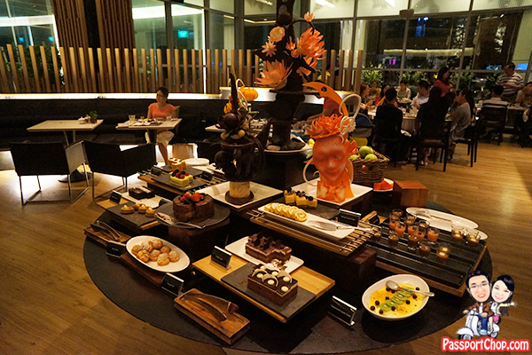 pan pacific orchard 10 at claymore dessert buffet