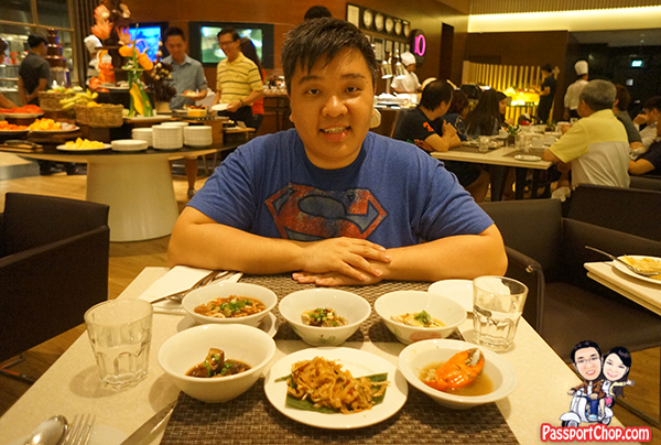 pan pacific orchard 10 at claymore dinner buffet