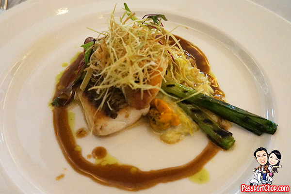 sauteed japanese sea beam white rabbit singapore review