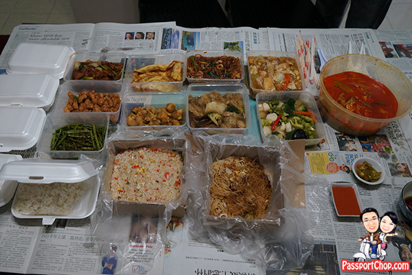 shi fu ge food delivery sumptuous feast seafood bestseller