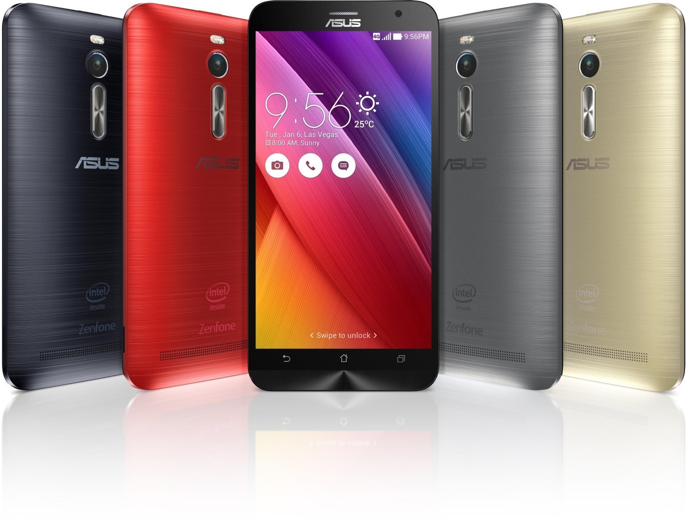 asus phone model colours