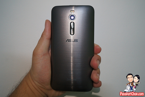 asus zenfone 2 review sleek metallic cover