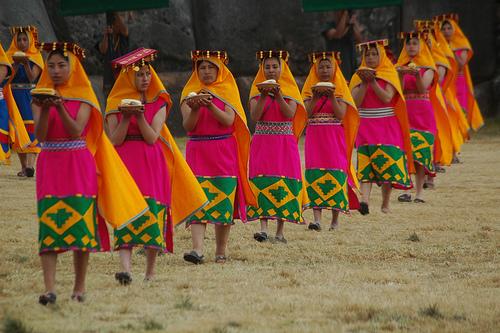 Inti Raymi Peru