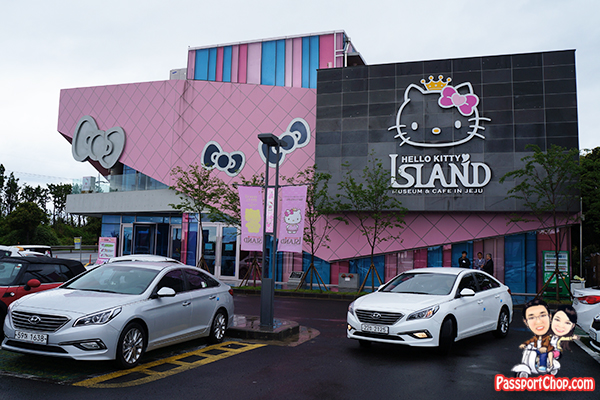 jeju hello kitty island museum south korea