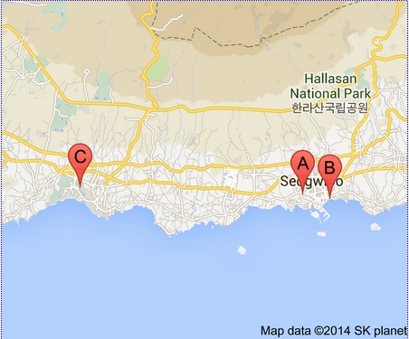 jeju-waterfall-locations-seogwipo