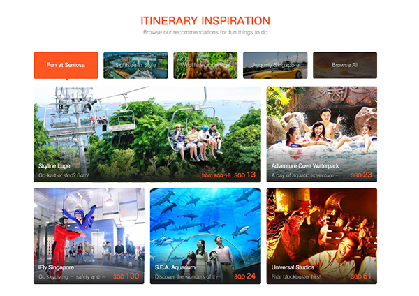 klook travel itinerary recommendations